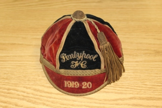 Pontypool - Tom Rees - 1919-20 (PM)