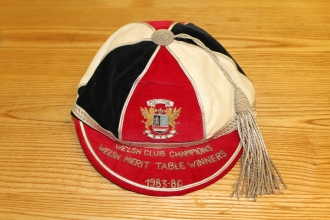 Pontypool Treble Doubles - no name - 1983-86 (PM)