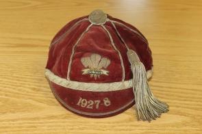 Wales - Cecil Pritchard - 1927-28 (PM)