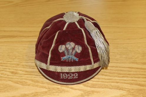 Wales Rugby League - Tom Woods - 1922 (PM)