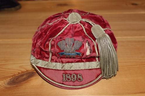 Wales - Tom Dobson - 1898 (RR)