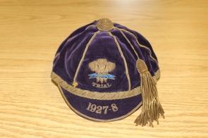 Wales Trial - Ben Butler - 1927-28 (PM)