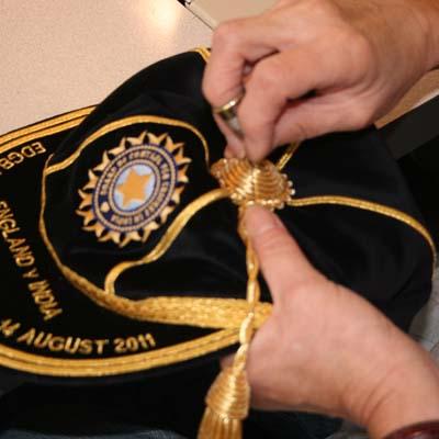 Toye & Co (Toye, Kenning and Spencer) – Honours Caps