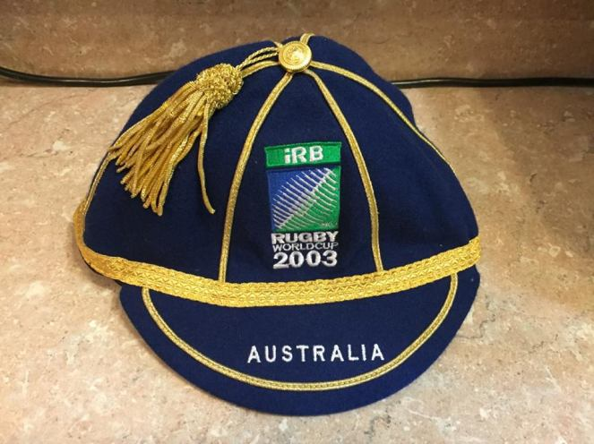 Australia - 2003 Rugby World Cup (CW)