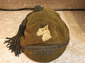 Springboks Cap 1924 (CW)