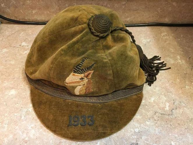 Springboks Cap 1933 (CW)