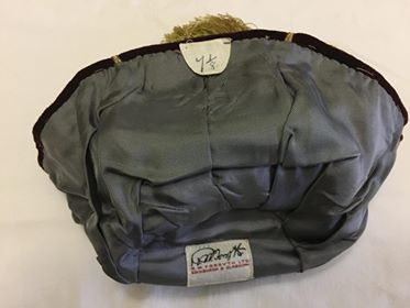 RAF Cap 1951 - inside (AM)