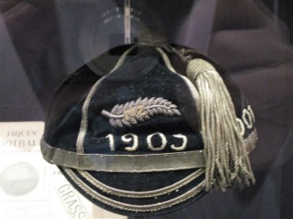1905 New Zealand (All Blacks) Rugby Cap
