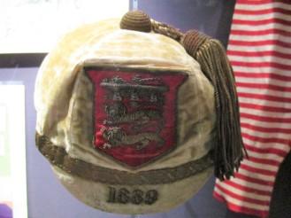 1889 Lancashire Rugby Cap