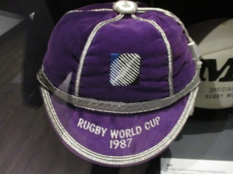 1987 Rugby World Cup Cap