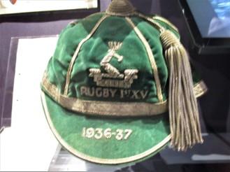 1936 Royal Naval Artificer Apprentices Cap awarded to CW May