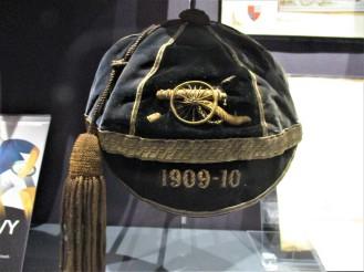 1909 Royal Artillery Cap