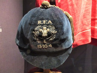 1893 Royal Field Artillery Cap