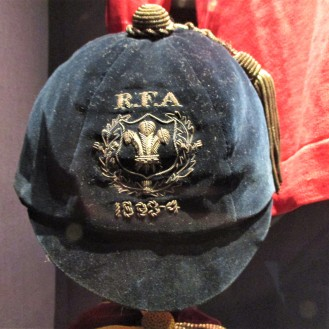 1893 Royal Field Artillery Cap