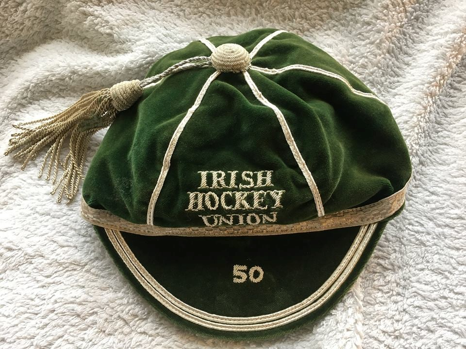 Ireland Hockey 50 Cap