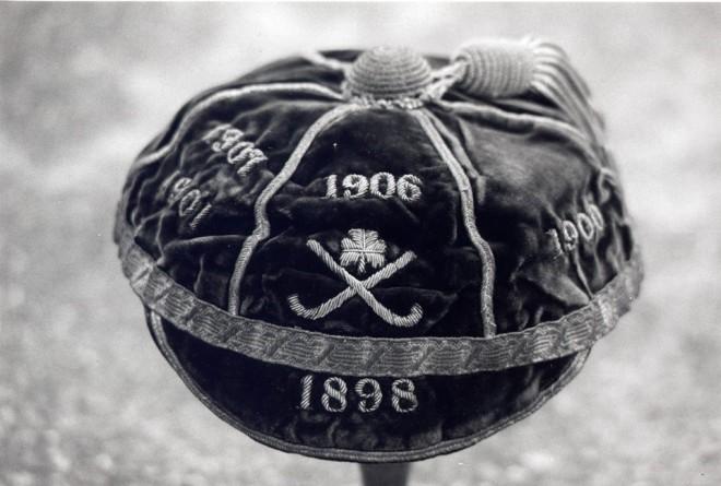 Ireland Mens Hockey Cap 1898
