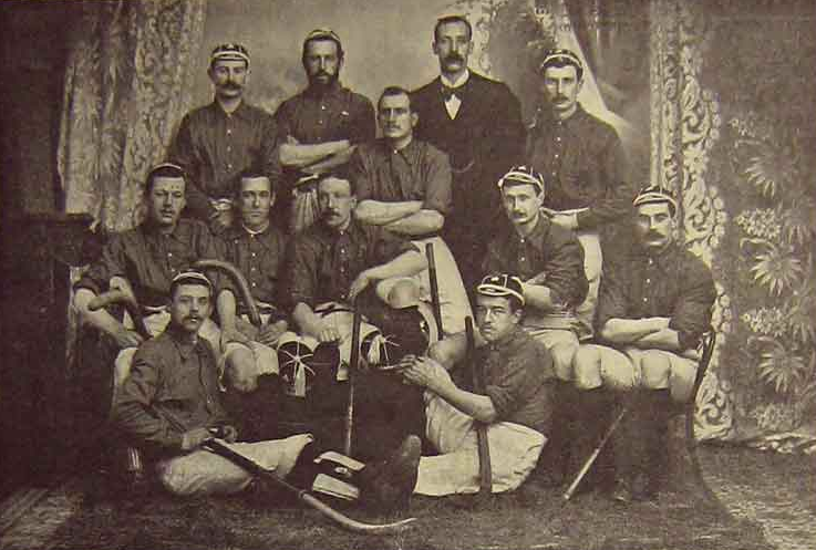 Ireland Mens Hockey Team 1895