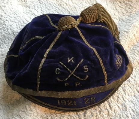 Kingstown Grammer School Hockey Past & Present 1921