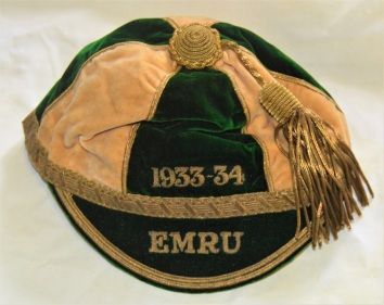 East Midlands Rugby Union 1933-34 -J A Tallent