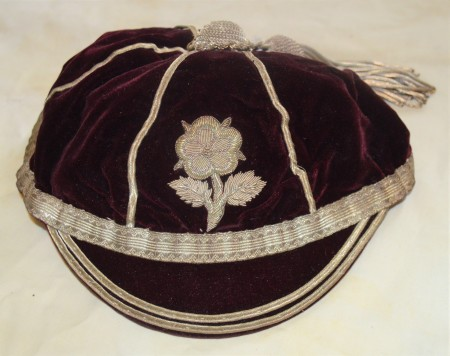 England Rugby 1907 A S Pickering