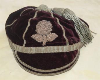 England Rugby - H Duckett (v I & S 1893)
