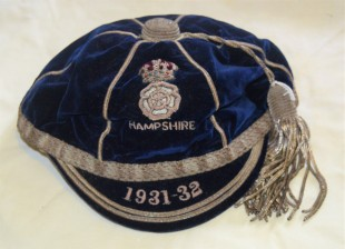 Hampshire Rugby 1931-1932 - E H Sadler