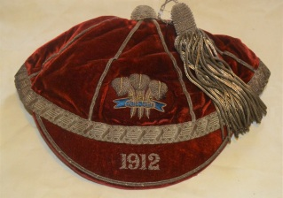 Wales Rugby 1912 - Frank Andrews