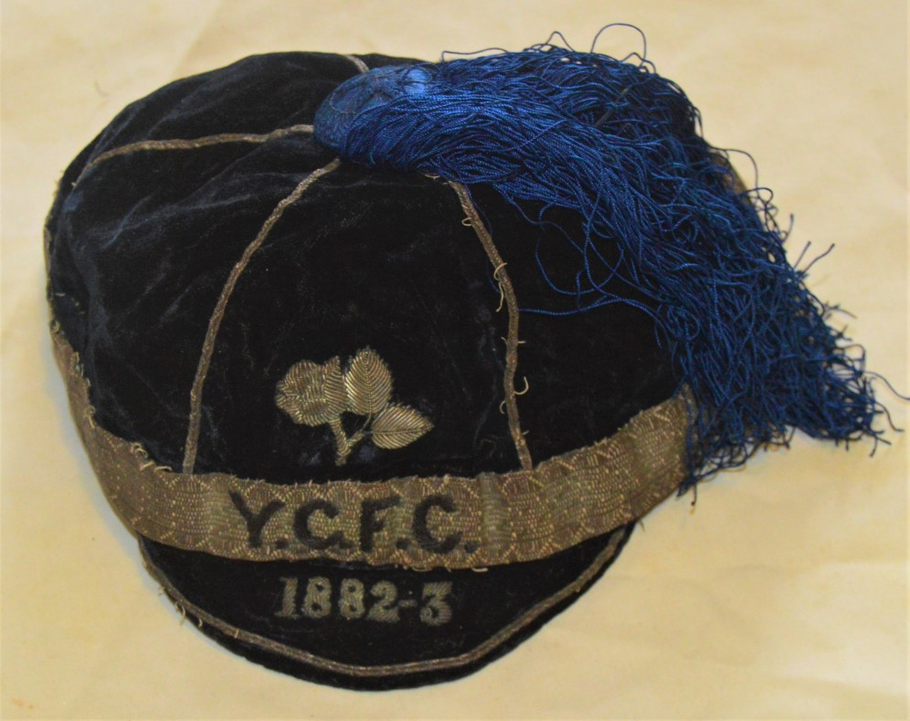Yorkshire CFC 1882-83 - Wigglesworth