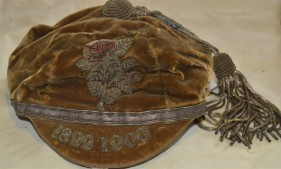 Yorkshire Rugby Cap 1899-1900 - W. Cobby