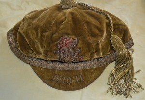 Yorkshire Rugby Cap 1910-11 Arthur King