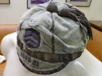 1880-81 Cardiff Rugby Cap - Side(CRM228)