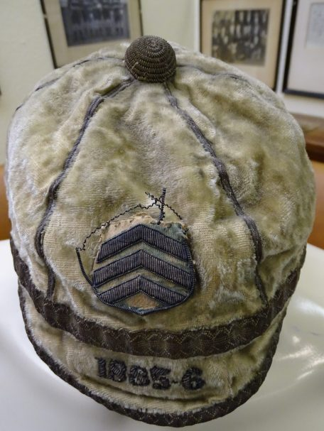 1885-86 Cardiff Rugby Cap (CRM235)