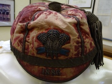 1886 Wales Rugby Cap (CRM240)