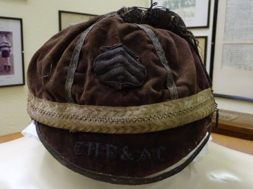 1891-1892 Cardiff Harlequins Football and Athletic Club (CRM19)