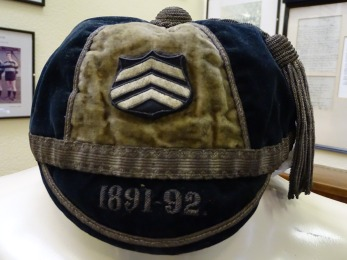 1891-1892 Cardiff Reserves Cap(CRM245)