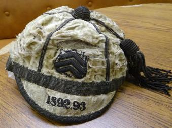 1892-1893 Cardiff 1st XV Rugby Cap (CRM234)