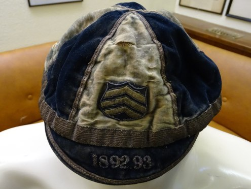 1892-1893 Cardiff Rugby Cap(CRM93)