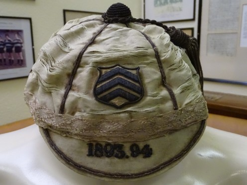 1893-1894 Cardiff Rugby Cap(CRM790)