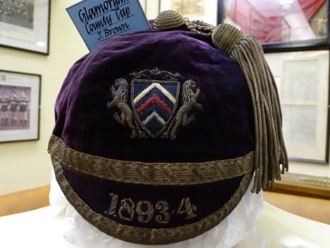1893-1894 galmorgan County Cap (CRM250)