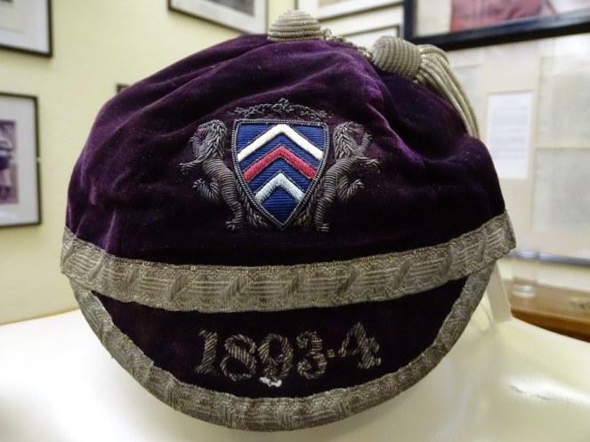 1893-94 Glamorgan County Cap (CRM229)