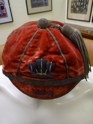1894 Wales Rugby Cap (CRM32)