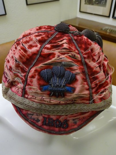 1895 Wales Rugby Cap (CRM337)