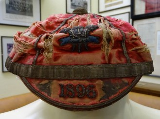 1896 Wales Rugby Cap (CRM89)