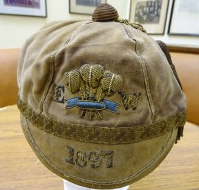 1897 Wales Rugby Cap (CRM248)