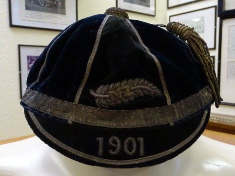 1901 New Zealand Rugby Cap(CRM88)