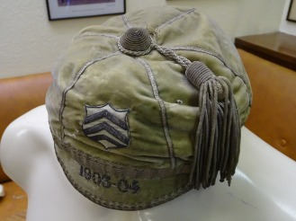 1903-04 Cardiff Rugby Cap - Side (CRM225)