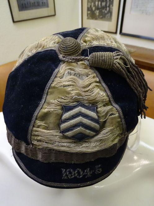 1904-1905 Cardiff Cap (CRM98)