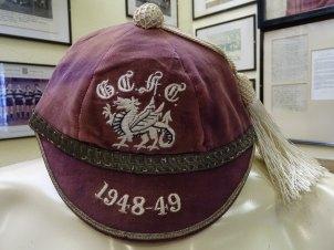 1905-1906 Glamorgan County Cap (CRM23)