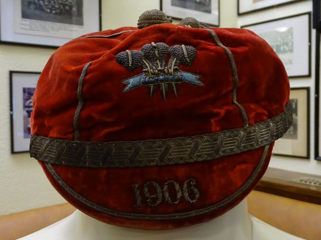 1906 Wales Rugby Cap (CRM110)