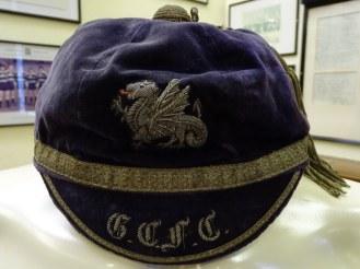1910-14 Glamorgan County Rugby Cap (CRM232)